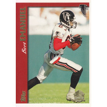 1997 Topps Chrome Minted In Canton Bert Emanuel Wr Falcons
