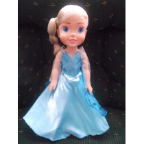 Muñecas Frozen Ana Y Elsa Centros De Mesa