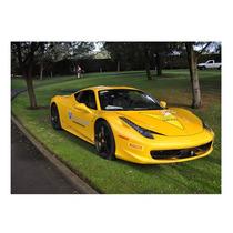 Maneja Un Ferrari F458 Italia Coupe O Spider + Paquete 73