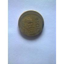 Error 100 Pesos Carranza 1987