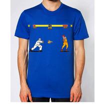 Playera Camiseta Kentuchy Vs Mcdonald 100% Calidad