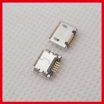 5 Piezas Conector Micro Usb 5 Pines