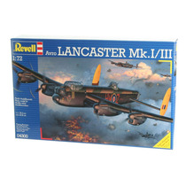 Modelo Plano - Revell 1:72 Avro Lancaster Mk.i Iii Set Kit