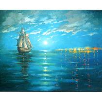 Magical Night - Cuadros, Pinturas Al Oleo De Dmitry Spiros