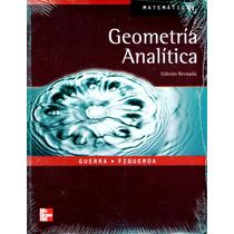 Geometria Analitica - Guerra - Figueroa / Mc Graw Hill