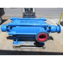Bomba Sulzer Nsg Viii / Mc200 Multipasos Tamano 6x8 Reparada