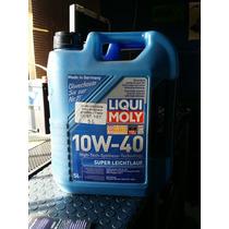 Aceite Sintetico Sae 10w40 5lt Liqui Moly