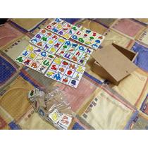 Juego Infantil De Mesa Loteria