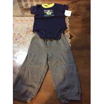 Cojuntos Para Bebes Niño Carters Set Tallas 18 Meses 2pzs