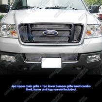 Ford F150 2004 2008 Parrilla Billet Importada