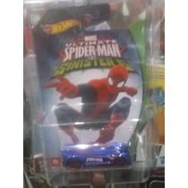 Hot Wheels Ultimate Spiderman