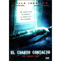 Dvd Cuarto Contacto ( The Fouth Kind ) 2009 - Olatunde Osuns