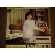 Disco Acetato: 6to Disco De Colección Excelsior