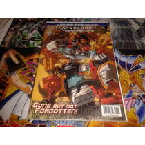 Transformers Generations#8 Comic Nuevo En Ingles Idw