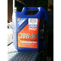 Aceite Mineral Sae 20w50 5lt Liqui Moly
