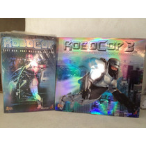 Hot Toys Robocop Flight Pak Y Part Machine Nuevos N Caja 1/6