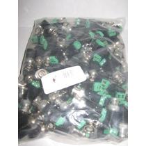 Paquete De 100 Pzas Mini Baluntransceptores Cctv Utp Video