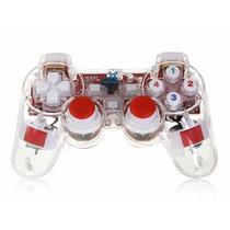 Control Video Juegos Para Pc Via Usb Cubierta Transparente
