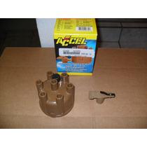 Kit De Tapa Y Rotor Accel Dodge 6 Cil 225, 170, 198