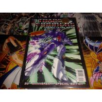 Transformers Animated Movie #2 Comic Nuevo En Ingles Idw