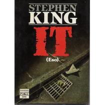 Ebook - It (eso) - Stephen King - Pdf Epub