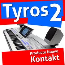 Samples Tyros 2 Para Kontakt En Formato Nki