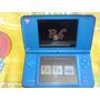 Nintendo Dsi Xl Blu Azul Con Cargador Y Pluma segunda mano  Ecatepec de Morelos