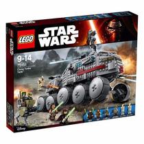75151 Lego Star Wars Clone Turbo Tank 903 Pza
