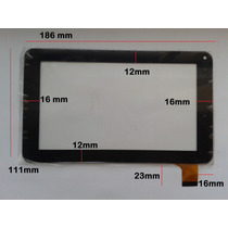 Digitalizador Touch Tablet China Czy6411a01 Fpc Inco 7