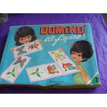 Juguetes, Domino De Figuras, De Fernandez Editores De Los 80