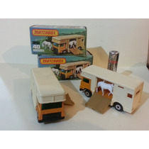 Matchbox Lesney Horse Box