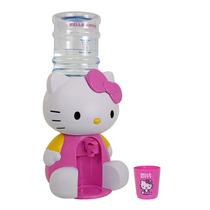 Despachador Dispensador De Agua Hello Kitty