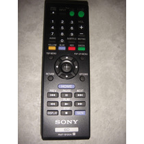 Control Remoto Dvd Blu-ray Sony Original Rmt-b120a