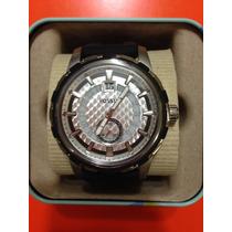 Reloj Fossil Fs4889 - Correa De Silicón