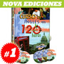 Curso De Inglés En 120 Hrs 1 Vol + 3cd Rom + 3 Dvd's