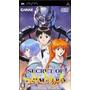 Secret Of Evangelion Portable Psp Japonesa