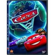 Paquete Cars 2 Dvd + Cd Soundtrack 2011 Nuevos.