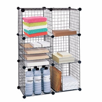Room Essentials Closetmaid 6-cube Wire Organizedor Rack