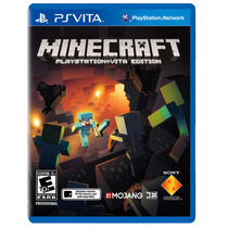 ..:: Minecraft ::.. Para Playstation Vita En Start Games