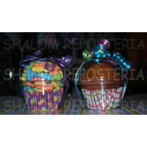 *50 Domos Cupcake Panquecito Kekito Mantecada Fondant*