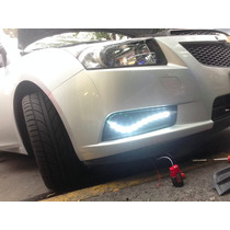 Biseles Con Leds Cruze Unicos En Mexico Ve Video Accesorios