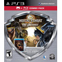 Mortal Kombat Vs Dc Universe Ps3 Combo Pack