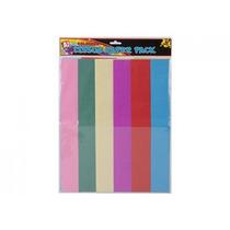 Papel De Seda - Color 12 Hojas Artes Artesanía Papelería