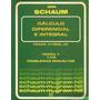 Calculo Diferencial E Integral. Frank Ayres Serie Schaum