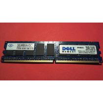 Memoria Ram De Servidor 2 Gb Pc2-5300e Ecc Unbuffered
