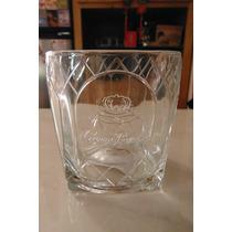 Vaso Crown Royal Whiskey Cantina Bar Restaurante Canada