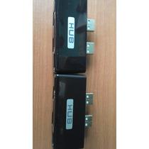 Covertidor De 2 Usb A 4 Usb Y Targeta Sd Para Consola Ps3