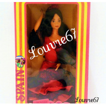 Barbie Española 1era Edicion Dolls Of The World España 1983