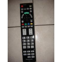 Control Remoto Panasonic Para Pantallas Lcd Y Plasma N2qayb