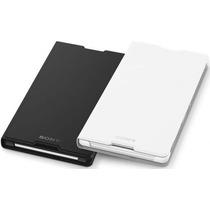 Funda Style Cover Stand Xperia Z3 Compact Original Sony